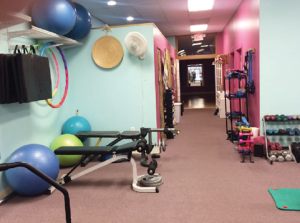 Empower Fitness_independent biz backroom